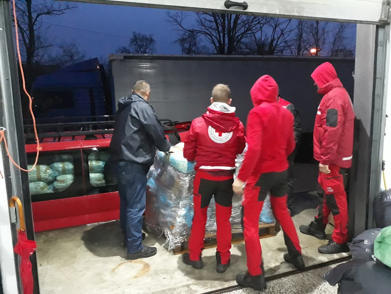 Prikupljena humanitarna pomoć za stradale u Albaniji