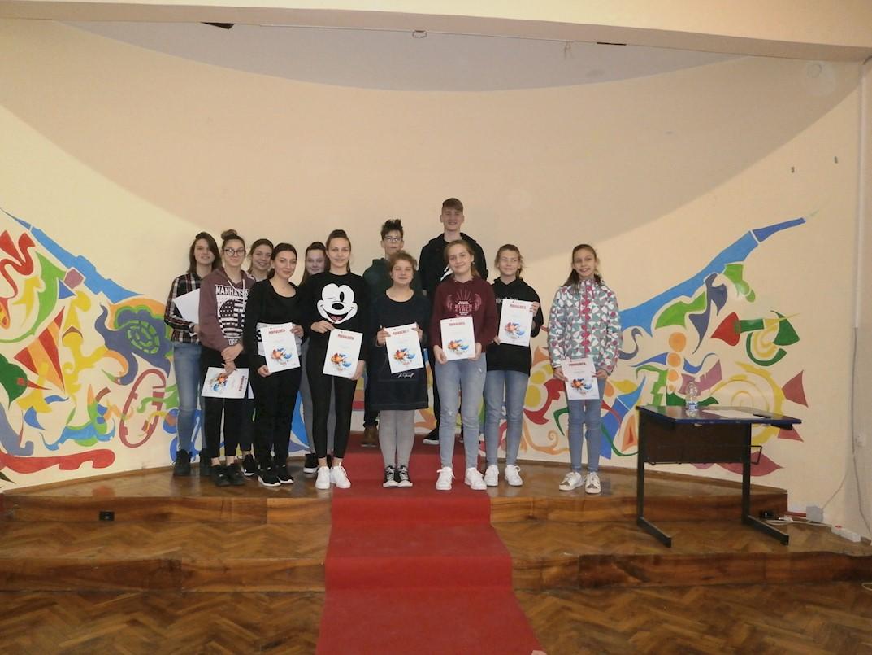 Održano Gradsko natjecanje mladih HCK