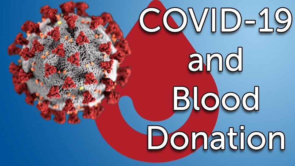 Akcije darivanja krvi - NOVA OBAVIJEST