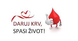 Akcija darivanja krvi 09.04.