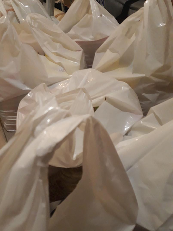 Podjela paketa povodom božićnih blagdana
