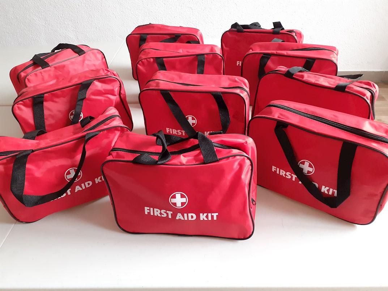 Kompleti prve pomoći za škole i vrtiće