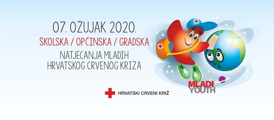 Gradsko natjecanje mladih Hrvatskog Crvenog križa