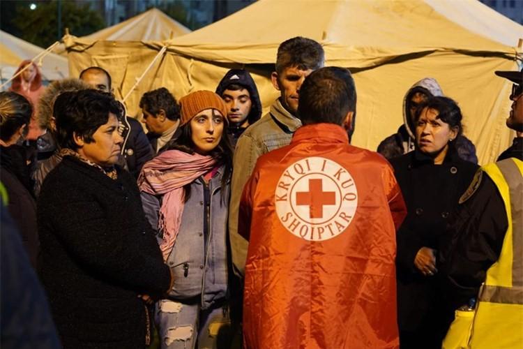 Donacije za unesrećeno stanovništvo Albanije