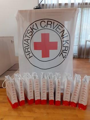 Prijem za višestruke dobrovoljne davatelje krvi 2020.g.